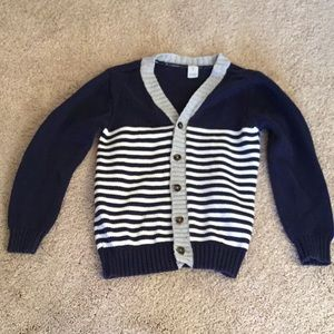 Carters sweater:  size boys 7